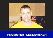 Lee Murtagh Saoirse Promotions